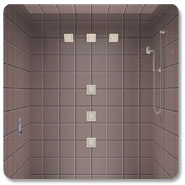 Linear Shower System