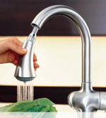 Kitchen Fixtures and Faucets