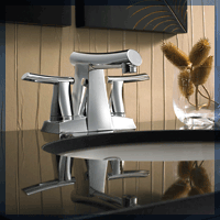 Bathroom Sink Faucet Moen Eva t6420