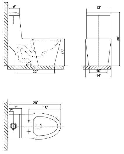 Ariel Co1042 Toilet Build Com