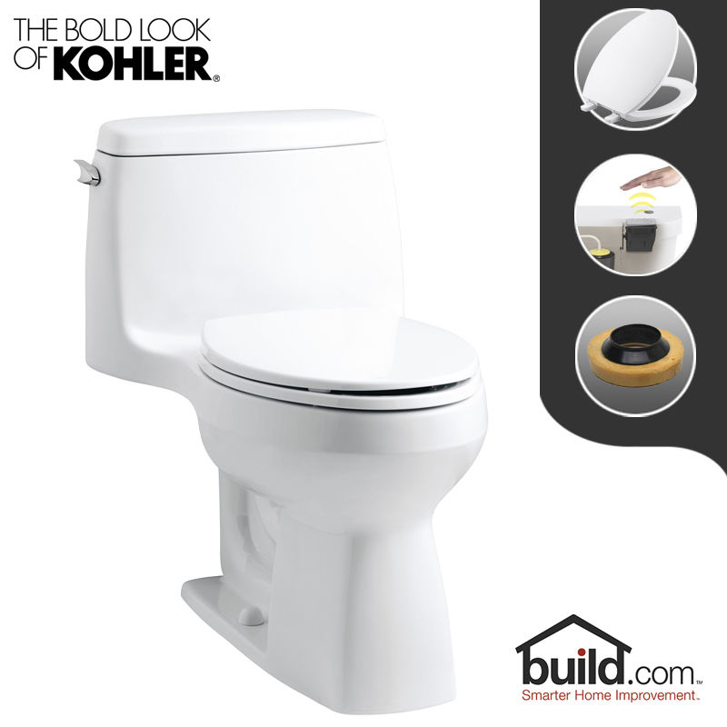 Kohler Touchless Flush Toilets