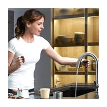 Sensate Touchless Kitchen Faucets