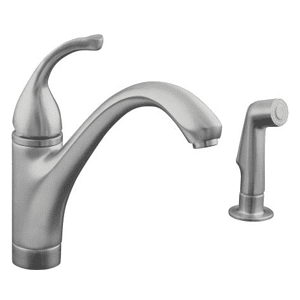 Kitchen Faucets With Sidespray