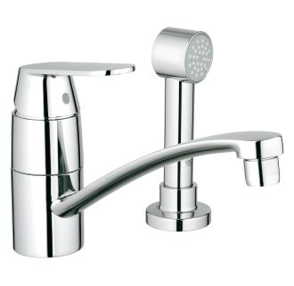 grohe eurodisc kitchen faucet grohe kitchen faucets at faucetdirect page 2 17966