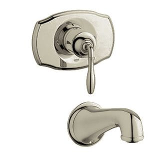 Grohe Wall Mount Bathtub Faucet At Faucetdirect Com