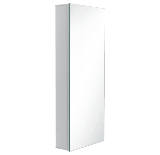 Miseno Mno2620mcbn Brushed Nickel 20 X 26 Frameless 1 Door Medicine Cabinet Faucetdirect Com