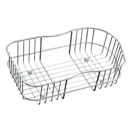 Kohler K3368 Large Medium Wire Rinse Basket For Staccato Sinks Stainless Steel Accessory image