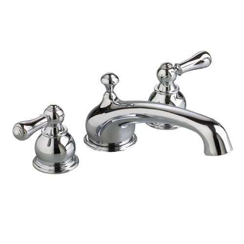 Delta T2705 Classic Double Handle Roman Tub Filler Faucet