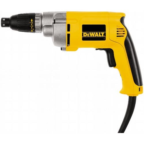 Dewalt DW266 NA VSR Heavy-Duty VSR Depth-Sensitive Screwdriver DW266