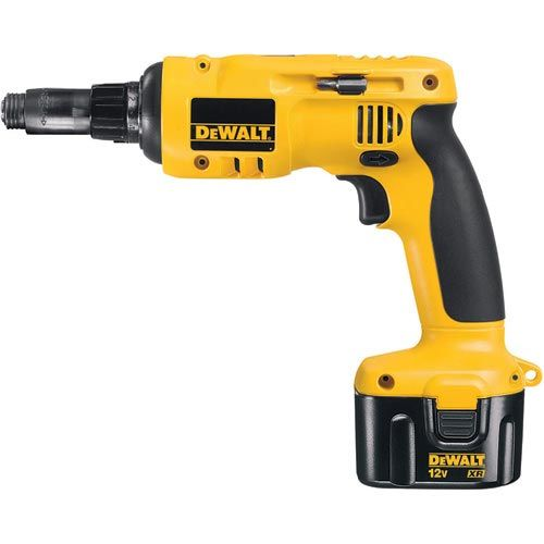 Dewalt DW968K-2 NA  12V Cordless Light Gauge Steel Framing Screwdriver Kit DW968K-2