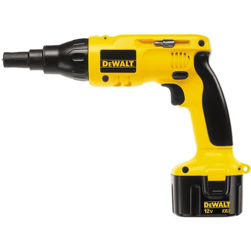 Dewalt DW979K-2 NA  Heavy-Duty 12V Cordless Drywall/Deck Screwdriver Kit DW979K-2
