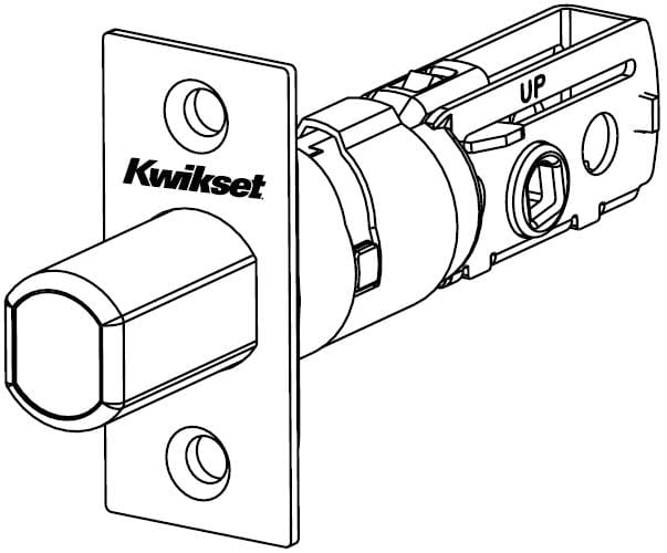 Kwikset 81253-26 Polished Chrome 980 Signature Series Deadbolt NFL Signature Series Security... (500486) photo