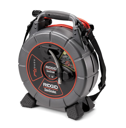 Ridgid 40818 N/A SeeSnake NanoReel Inspection Camera System (with Micro CA-300 and N85S drum) 40818