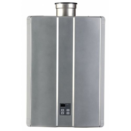 Rinnai RU98IP Liquid Propane Commercial 9.8 GPM Indoor Condensing Propane Tankless Water Heater RU98IP