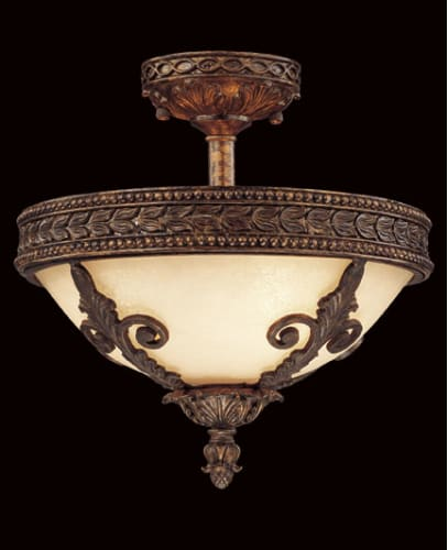 Savoy house 63414356 new tortoise shell empire three light for Shell ceiling light fixtures