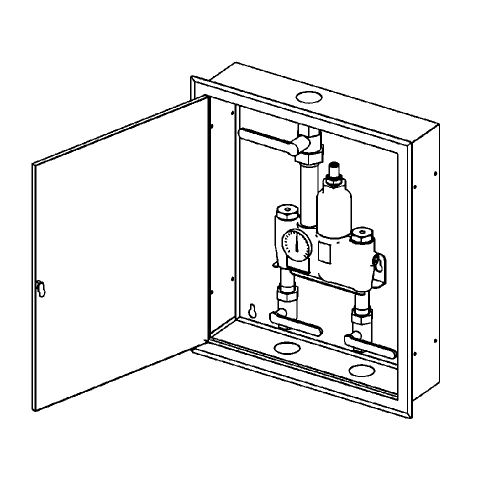 Thermostatic Rough Valve Products On Sale