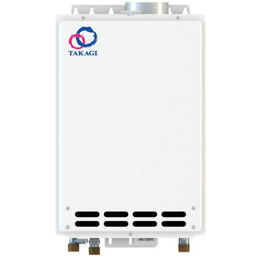 Takagi TKJR2INLP Liquid Propane Flash Liquid Propane Compact Tankless Water Heater 6.6 GPM – Indoor T-KJR2-IN-LP