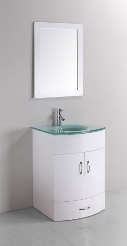 Glass countertops bathroom for Tempered glass bathroom countertop