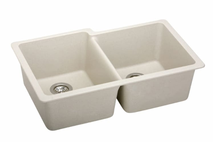 ELKAY Gourmet E-granite Double Bowl Sink ELG250RBQ at Sears.com