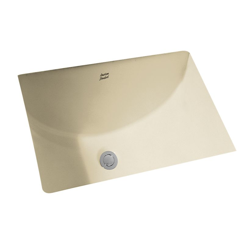 American Standard Black Studio 21 1 8 Undermount Porcelain Bathroom Sink