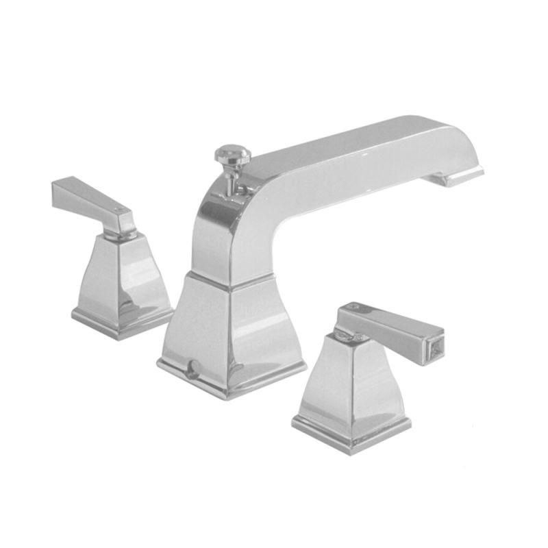 American Standard 2555 900 002 Chrome Double Handle Roman