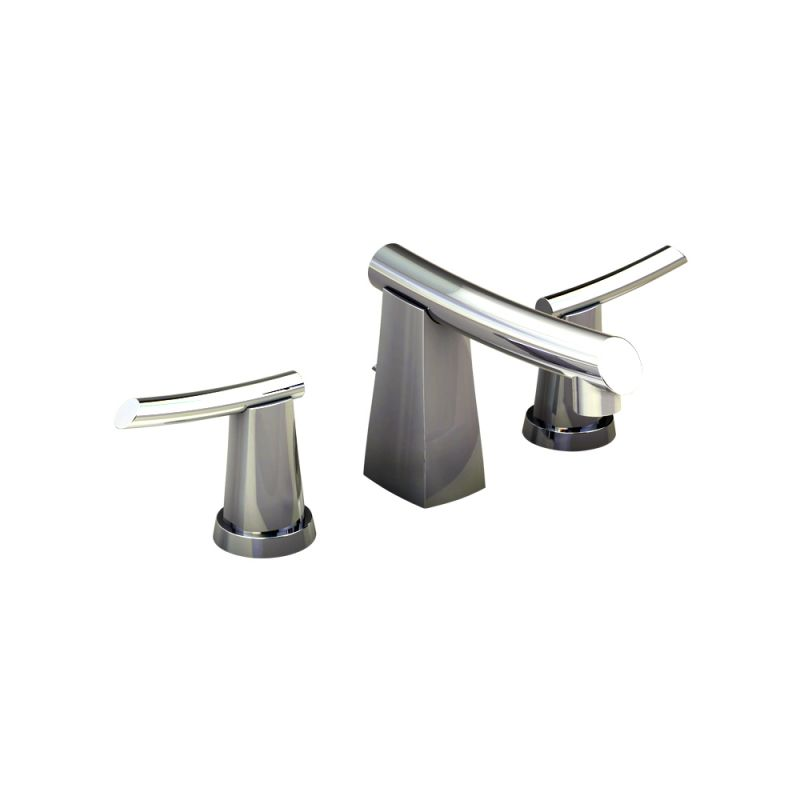 American Standard Stainless Steel Green Tea Widespread Bathroom