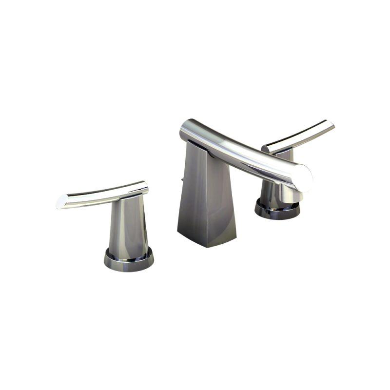 American Standard Stainless Steel Green Tea Widespread Bathroom