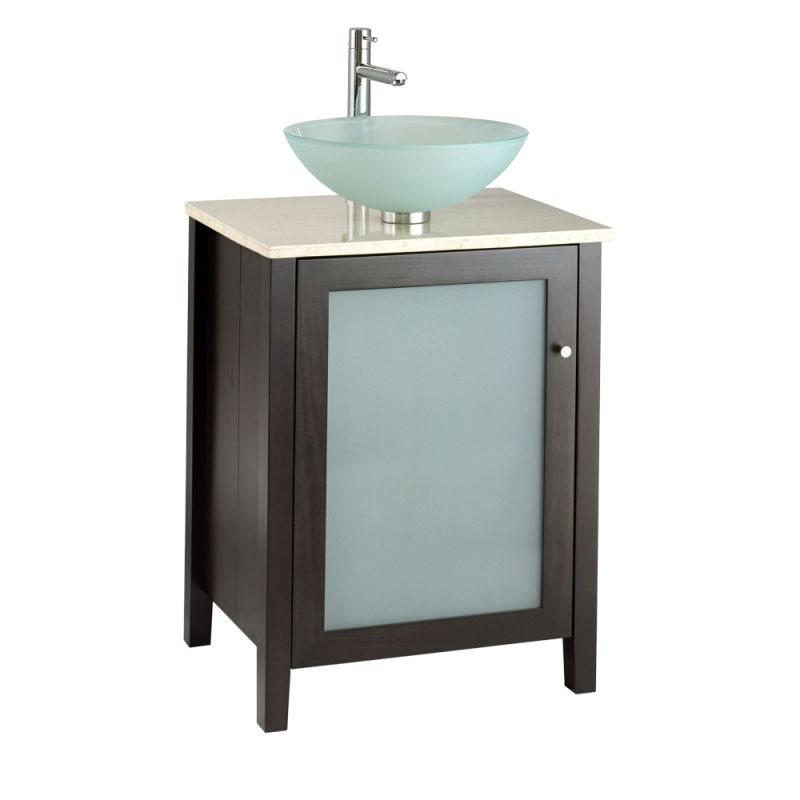 American Standard Espresso Cardiff Vanity Cabinet Only