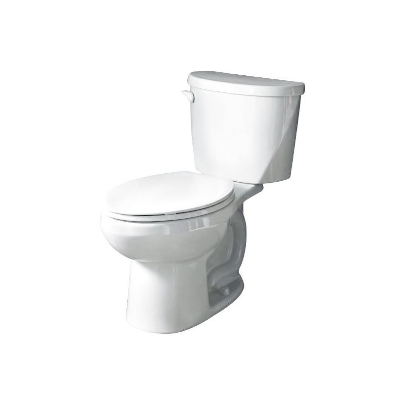 American Standard 2754 813 020 White Evolution 2 Elongated