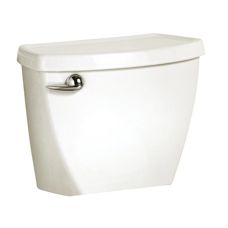 American Standard 4021 600 020 White Cadet 3 Toilet Tank