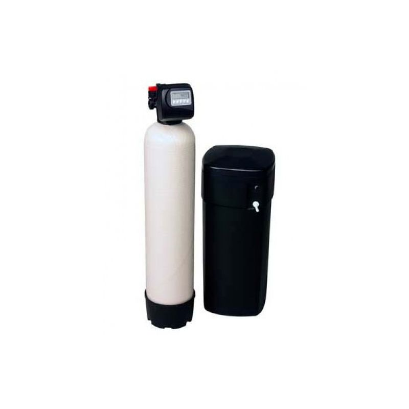 AquaPure CWS300ME 15.7 GPM Water Softener System with Brine Tank N/A Water Filtration