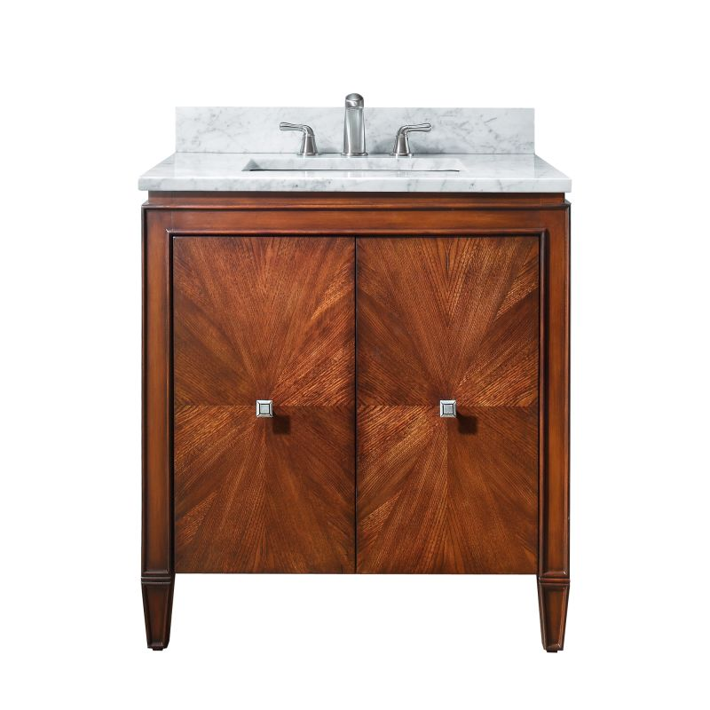 Avanity BRENTWOODVS31 Brentwood 31 Bathroom Vanity Set  Top and Sink