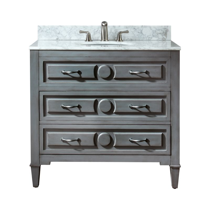 Cool  Argentina 48quot Single Sink Bathroom Vanity Set  Vanity Top Included