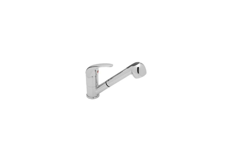 blanco 440520 chrome torino single handle kitchen faucet