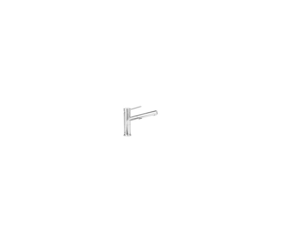 Blanco 441493 chrome alta pullout spray eco friendly for Eco friendly faucets