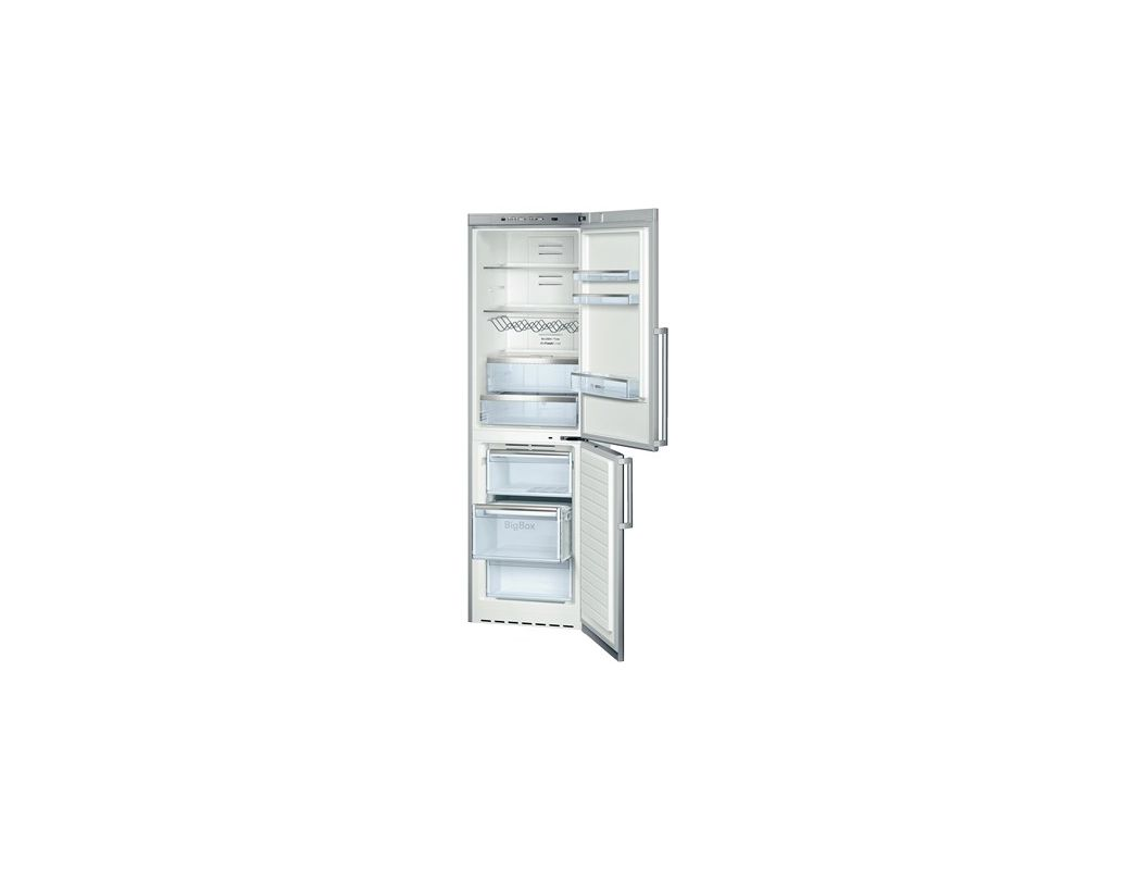 Bosch B11CB50SSS 24 Inch Counter-Depth Bottom Freezer with Dual Evaporators Stainless Steel Refrigerators Fridge