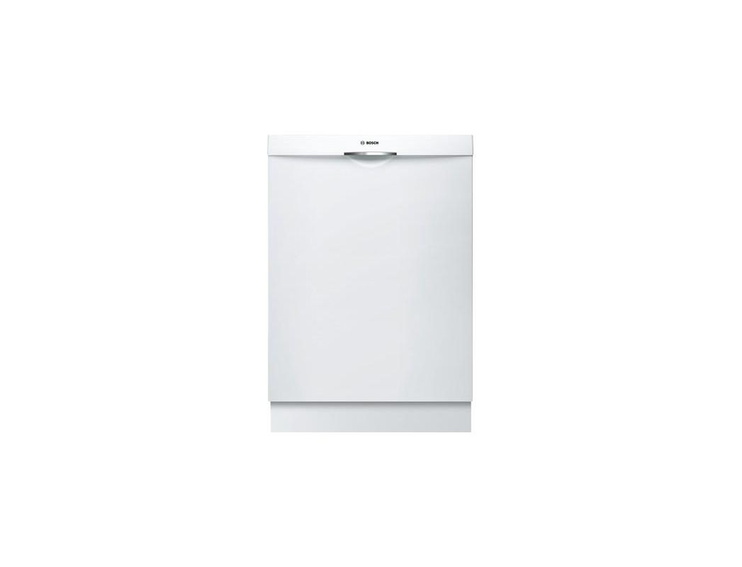 Bosch SHS63VL 24 Inch Wide 15 Cu. Ft. Energy Star Rated Built-In Dishwasher with White Dishwashers Built-In