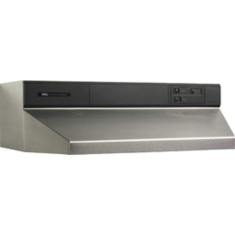 36 Inch Range Hood ~ Inch stainless steel under cabinet range hood usa