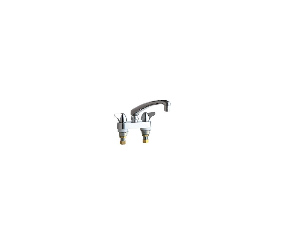 chicago faucets 200a1000xkleshab commercial grade kitchen