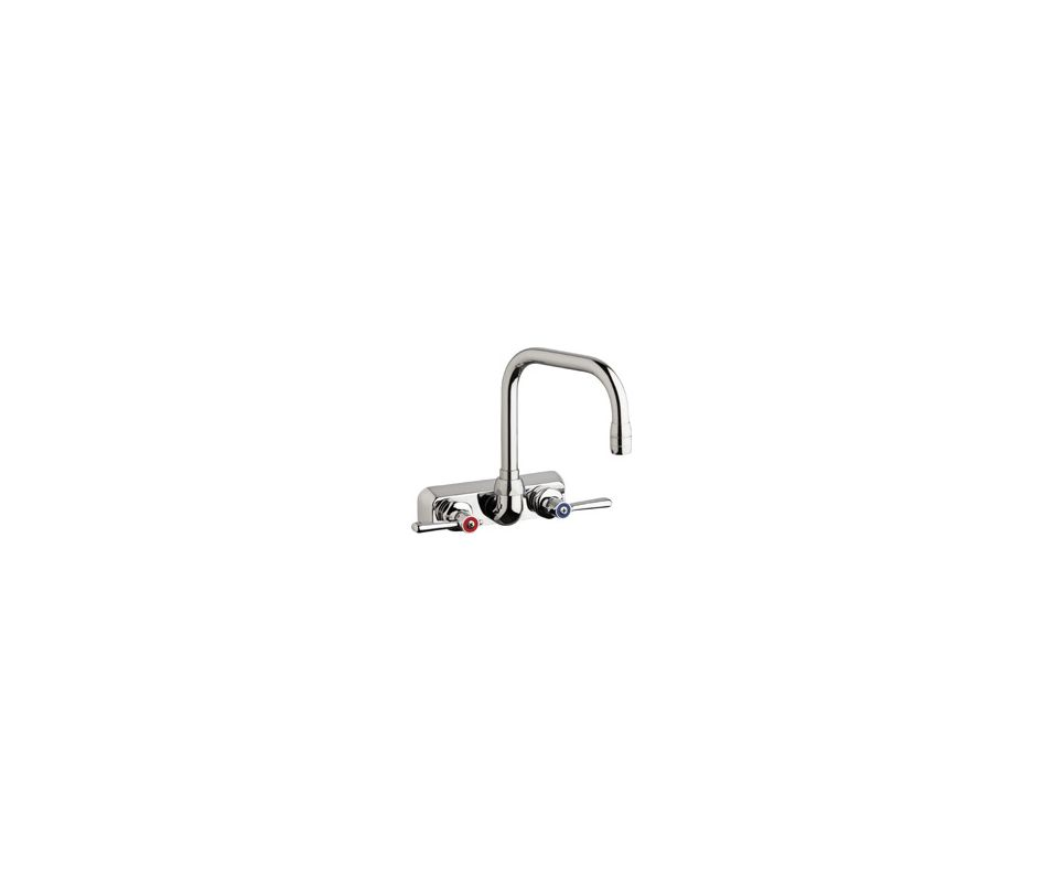 Chicago Faucets W4w Db6ae35 369ab Chrome Commercial Grade