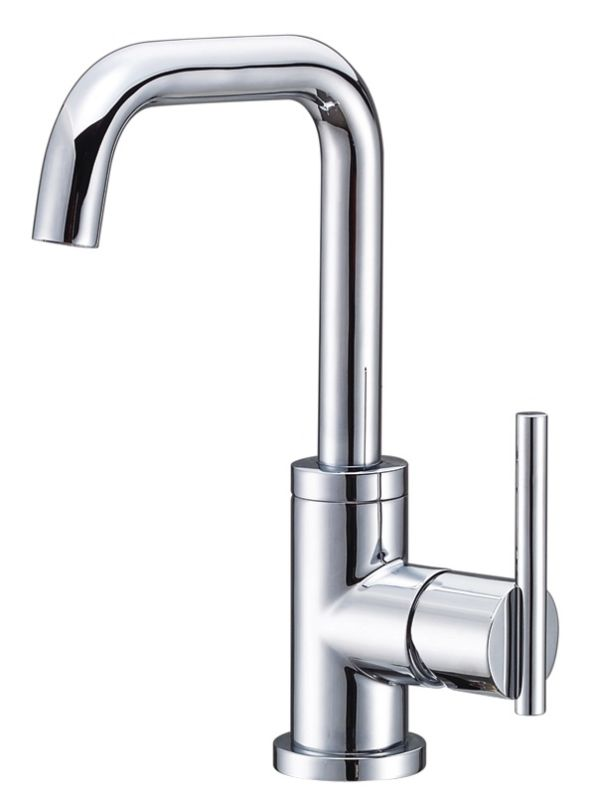 danze d231558 chrome single hole bathroom faucet from the parma collection v. Black Bedroom Furniture Sets. Home Design Ideas