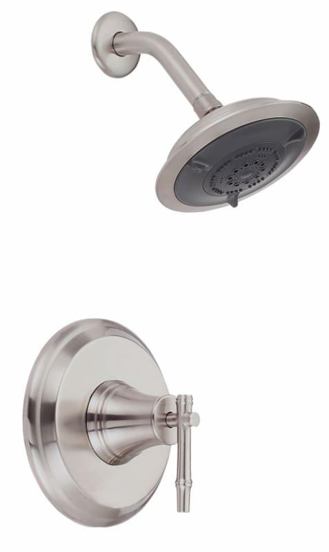 danze d500545bnt brushed nickel pressure balanced shower trim package with mu. Black Bedroom Furniture Sets. Home Design Ideas