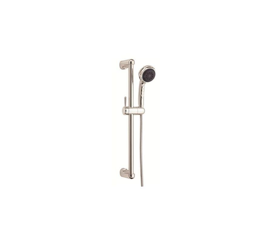 danze d465005pnv polished nickel nourish multi function hand shower package. Black Bedroom Furniture Sets. Home Design Ideas