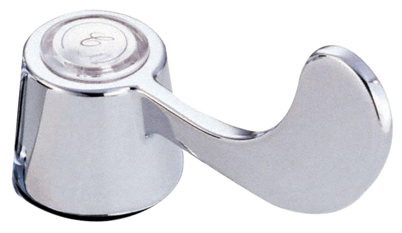 danze da506500 chrome melrose wrist blade handle. Black Bedroom Furniture Sets. Home Design Ideas