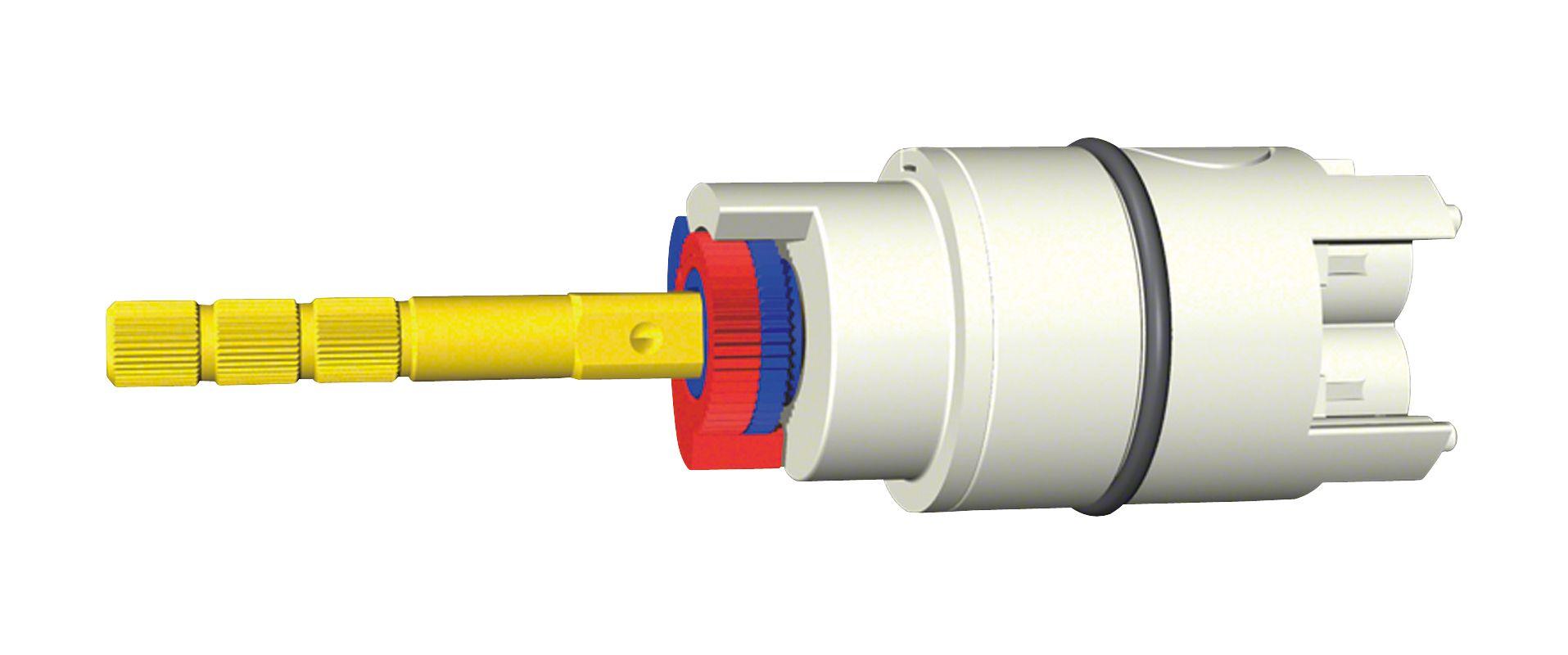Danze Da507024 N A Pressure Balanced Washerless Cartridge And Balancing Spool
