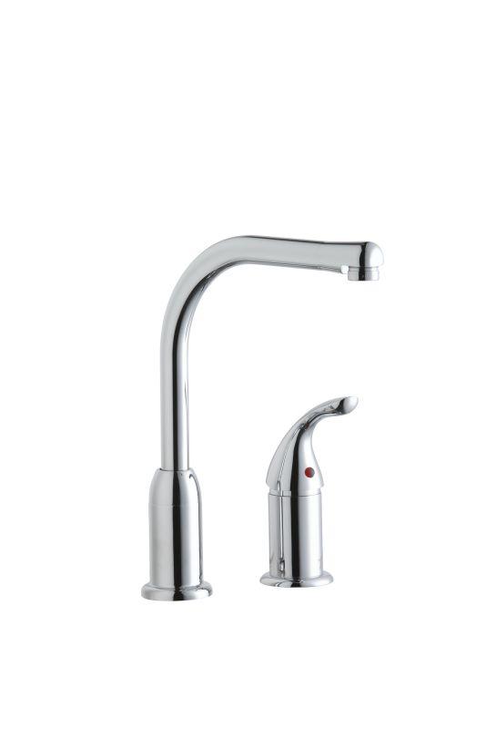 elkay lk3000cr chrome everyday waterfall single handle