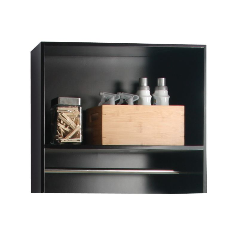 Foremost BE2712 Berkshire Laundry Room Wall Shelf 27 Espresso Bathroom Cabinets Wall