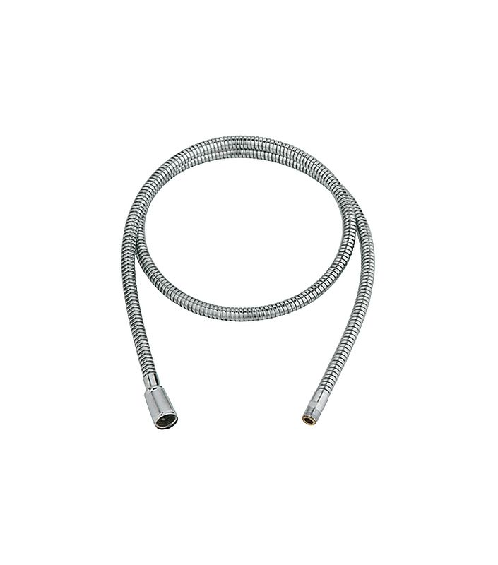 Grohe 46 092 Replacement Hose For Ladylux Faucets Starlight Chrome Part Part image