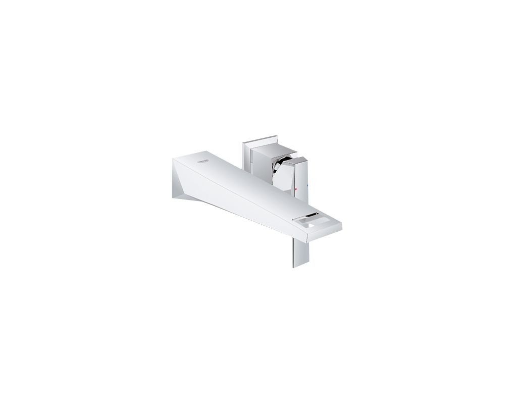 Grohe 19784000 Starlight Chrome Allure Brilliant Wall Mounted Bathroom Faucet