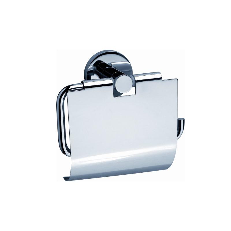 "Jacuzzi PK098 Salone™ 5-9/16"""" Modern Tissue Holder Polished Chrome Accessory Single Post -  PK09827"